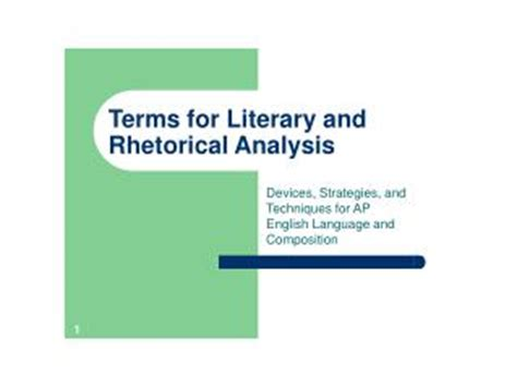 Literary Analysis: A Guide to Writing a Perfect Literary